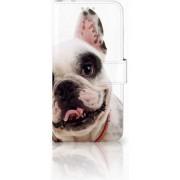 Huawei P20 Pro Uniek Boekhoesje Franse Bulldog