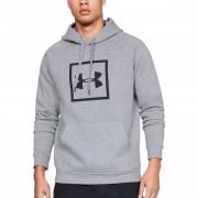 Under Armour Dukserica Rival Fleece Logo Hoodie Grey XL