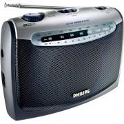 Philips Ae-2160 Philips Radio Portatile Am/fm Alim. Rete+batterie