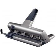 Perforator cu 4 perforații, distanțe reglabile, Leitz 5114