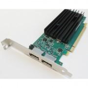 Placa video low profile NVIDIA QUADRO NVS295 256 MB GDDR3, 2 x Display Port