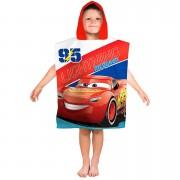 Disney Cars 3 Lightening Poncho Towel