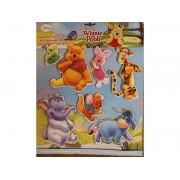 Decoratiune 3D pentru camera copii Winnie The Pooh SPH-114