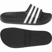adidas Claquettes noir adidas - 44 1/2 OL - Foot Lyon