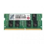 16GB DDR4 2133MHz, Transcend, SO-DIMM, 1.2V