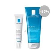 Pack effaclar k [ ] 30ml effaclar gel limpeza c/35% desconto 200ml - La Roche Posay