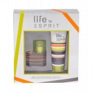 Esprit Life подаръчен комплект EDT 30ml +75ml душ гел за мъже