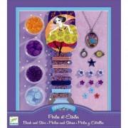 Set confectionat bijuterii - stele