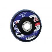 Disc abraziv lamelar Professional 115x22.23, Z80, metal/inox, Swaty Comet
