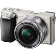 SONY Alpha 6000 + 16-50mm PZ Prata