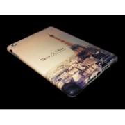Husa Apple iPad Mini 1 / 2 Silicon Gel TPU Paris Sunshine