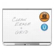 Prestige 2 Magnetic Total Erase Whiteboard, 36 X 24, Graphite Frame