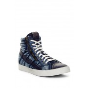 Diesel D Velows D-String Plus Hi-Top Sneaker INDIGO-BLU