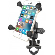 RAM Mount - X-Grip Kort Arm med U-bult (iPhone)