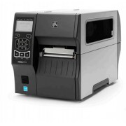 Zebra ZT410, 203 dpi, RFID schrijver, RTC, display, USB, RS232, Bluetooth, Ethernet, incl. netsnoer, excl. aansluitkabel