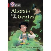 Aladdin and the Genies. Band 14/Ruby, Paperback/Vivian French