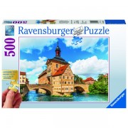 Puzzle bamberg bavaria 500 piese