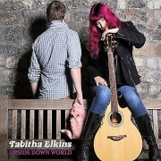 CD BABY.COM/INDYS Tabitha Elkins - Upside Down World [CD] Usa import