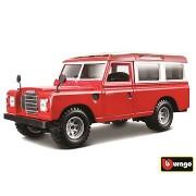 Bburago Land Rover Red