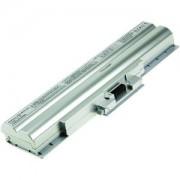 Vaio VGN-SR130E/B Battery (Sony,Silver)