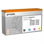Prindo zestaw czarny / cyan / magenta / zólty oryginał PRSHP913
