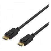 Deltaco DisplayPort-kabel ( 2 meter )