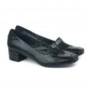 Cipele sa kožnom postavom M-231 KP crne