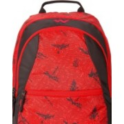 Wildcraft Nature 1 27 L Backpack(Red, Grey)