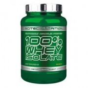 Scitec Nutrition 100% Whey Isolate málna - 700g