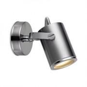 Markslöjd Lux Stål IP44 Vägglampa