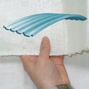 Samonosný sklolaminátový oblouk Unicourva, P390 - opál