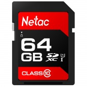 NETAC P600 64GB High Speed Class 10 Micro SD TF Card Micro SD Card