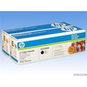 HP Color LaserJet CC530AD Dual Pack Black Print Cartridge (CC530AD)