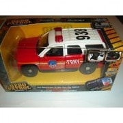 Jada Hero Patrol Precincts 1:32 Fire Department of New York City FDNY 2010 Chevy Tahoe Red/White