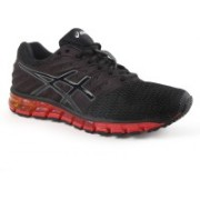 Asics Gel-Quantum 180 2 Running Shoes For Men(Black)
