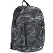Nike W NK AURA - AOP 26 L Backpack(White, Black)