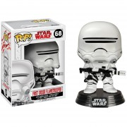Funko Pop First Order Flametrooper #68 The Last Jedi Star Wars