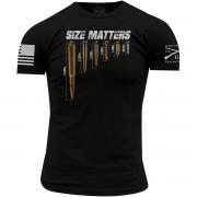 Grunt Style Grognement Style taille matière Crewneck T-Shirt-Black