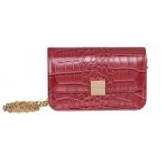 peaubella Maroon Sling Bag