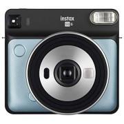Fujifilm Instax SQ6 Square Aqua Blue EX D