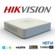 DVR Turbo HD 8 Canale HIKVISION DS-7108hghi-sh
