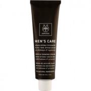 Apivita Men's Care Balsam & Propolis crema delicata pentru ras 100 ml