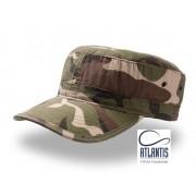 Berretto stile militare Atlantis Army Camouflage