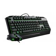 Kit teclado y mouse Cooler Master Devastator SGB-3000-KKMF1-SP