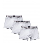 Tommy Hilfiger Boxershorts 3P Trunk Wit