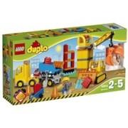LEGO 10813 LEGO DUPLO Stor byggarbetsplats