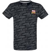 Marvel Titles Herren-T-Shirt - Offizieller & Lizenzierter Fanartikel S, M, L, XL, XXL Herren