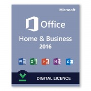 Microsoft Office 2016 Home and Business Digital Licence