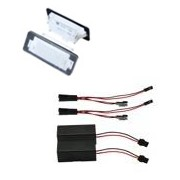 Lampa LED numar 7306-1 compatibil AUDI, SEAT SKODA, VW VistaCar