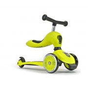 Scoot and Ride Patinete 2 en 1 Highwaykick One Lima